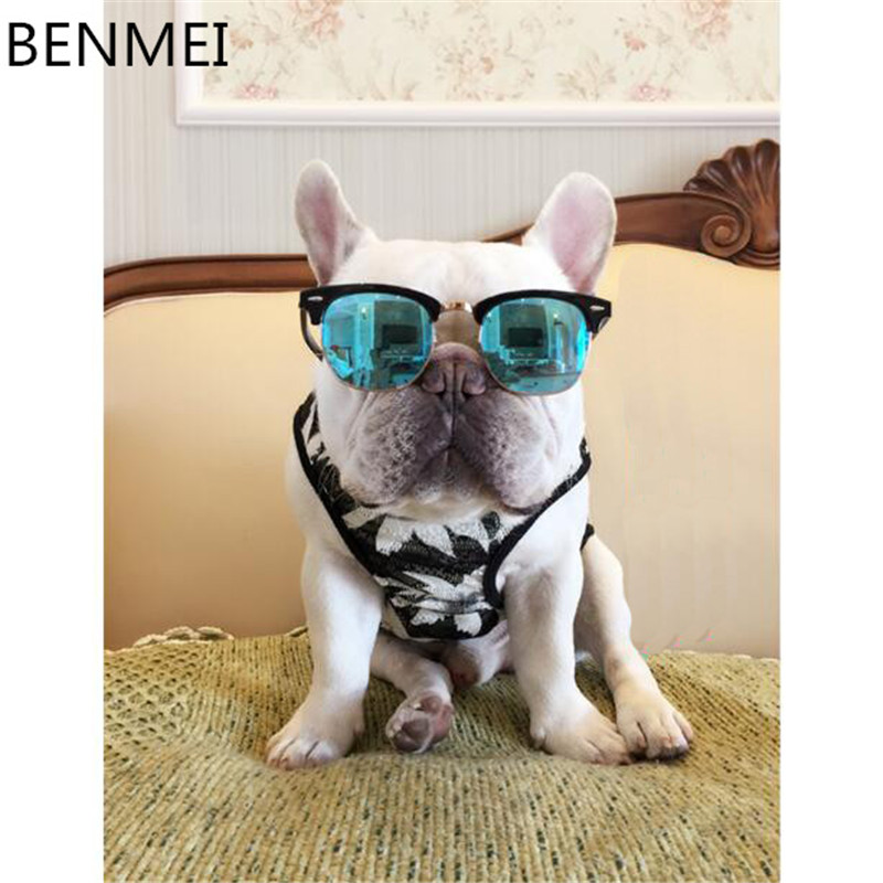 BENMEI Dog Vest Clothes Summer Clothes For Small Large Dog French Bulldog Mesh Breathe Vest Shirt Costumes Apparel Pet Puppy