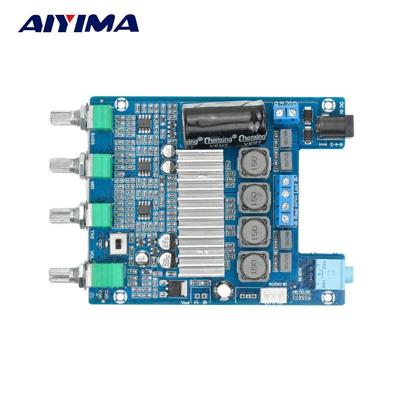 Aiyima TPA3116 2 0 Dual Channel Stereo font b HIFI b font High Power font b
