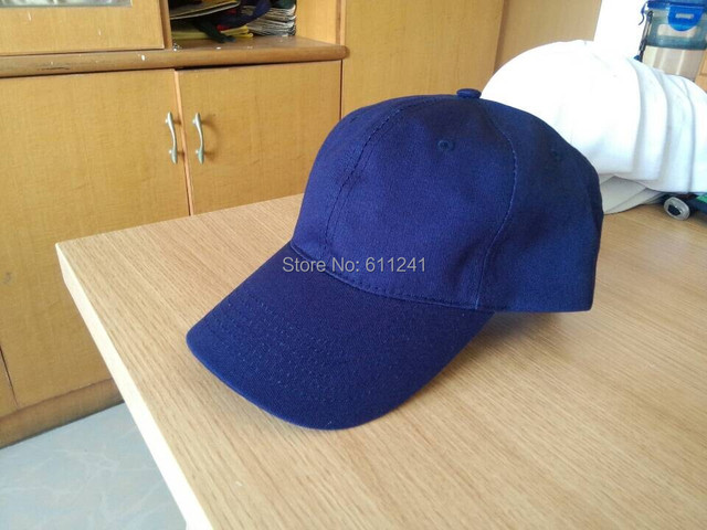 Promotional caps of baseball cap Navy blue baseball cap cheap hat Mini wholesale 50pcs!50%-60% discount shipping cost!