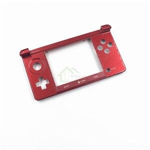 Image 5 - E house oryginalny dolna część bliski rama obudowa Shell pokrywa Case płyta czołowa zamiennik dla konsoli Nintendo dla 3DS konsola do gier