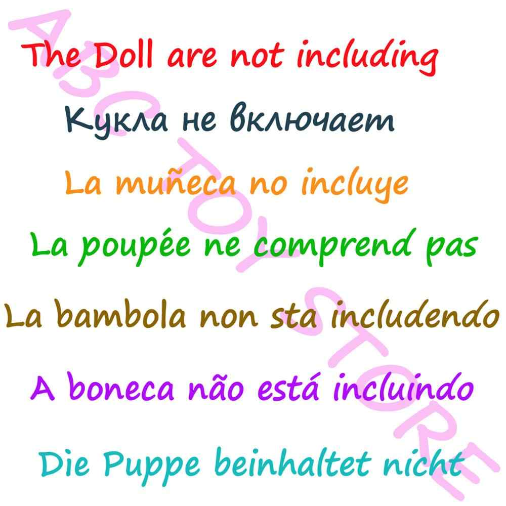 Moda 1 Conjunto de trajes de hombre verde estampado camiseta Tops Pantalones Casual ropa de casa de muñecas para muñeca Barbie Ken niños juguete