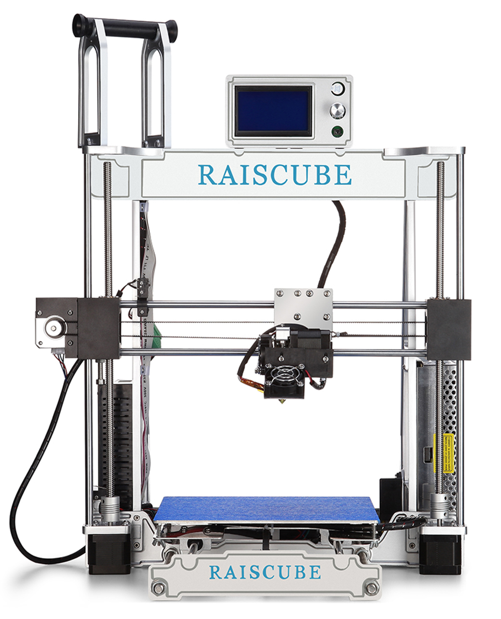 NEW Prusa I3 3D Printer Kit Aluminum 3D Printing Machine All metal up to 300mm s