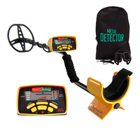 Waterproof Search Gold Detector Metal Detector MD 6350 New Model Arrive Deep Underground Tetector MD6350