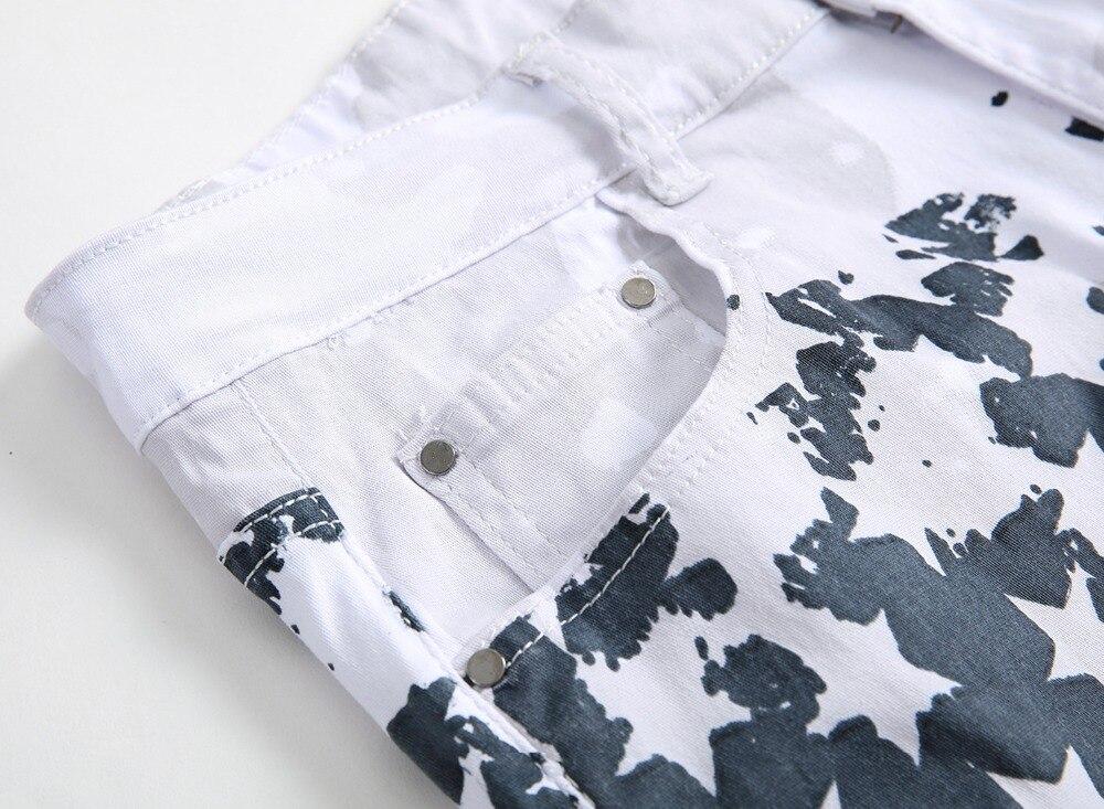 Men Cotton Straight Classic Jeans Spring Autumn Male Denim Pants Overalls Designer Men Jeans High Quality Size Jeans Pants