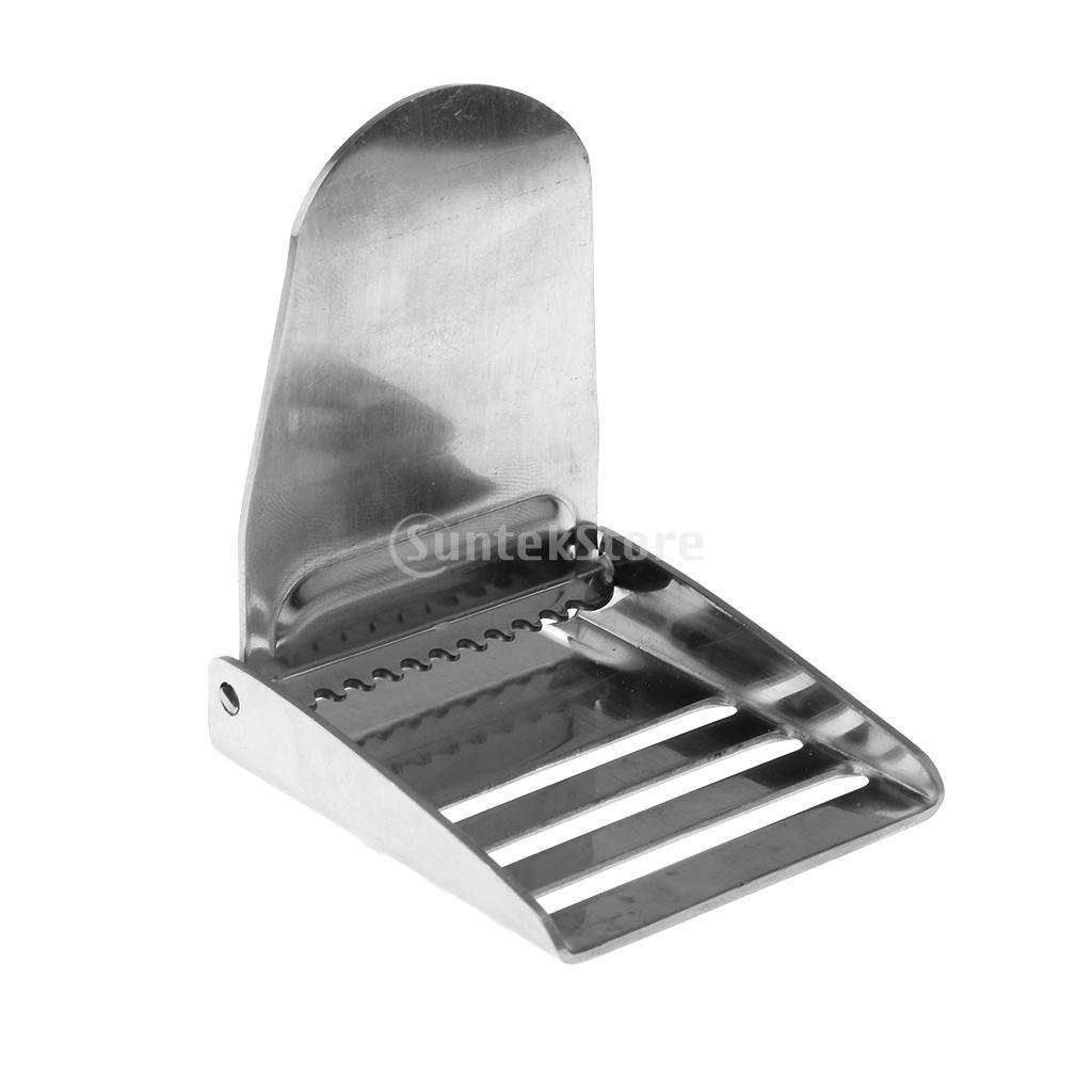 Scuba Edelstahl Gewicht Gürtelschnalle Tauchausrüstung für 2 Gürtel Tauchen