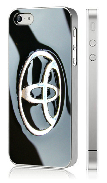 Toyota Prints Case For Iphone 5 (5 Types)