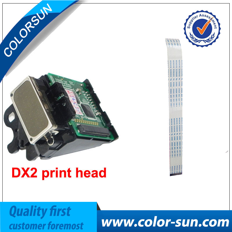 New DX2 Solvent printhead for <font><b>Epson</b></font> 1520k pro3000 7000 <font><b>9500</b></font> for roland SJ500 SJ600 9000 with 1 pcs DX2 Prtinthead Line Free image