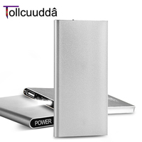 Tollcuud Portable Powerbank For Xiaomi Iphone Power Bank Battery Charger Poverbank Mobile Phone Rechargeable 10000mah 2