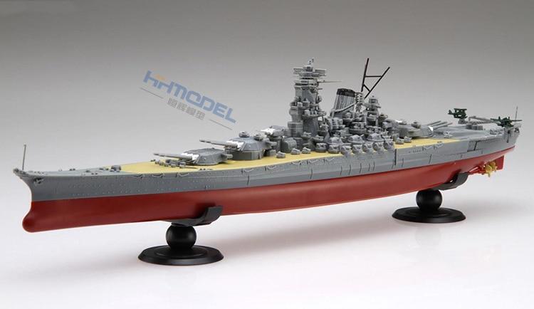 1/700 46000 NX1 YAMATO Battleship Unassemble DIY Model yamato kuoka 6x14 5x100 d57 1 et35 wri