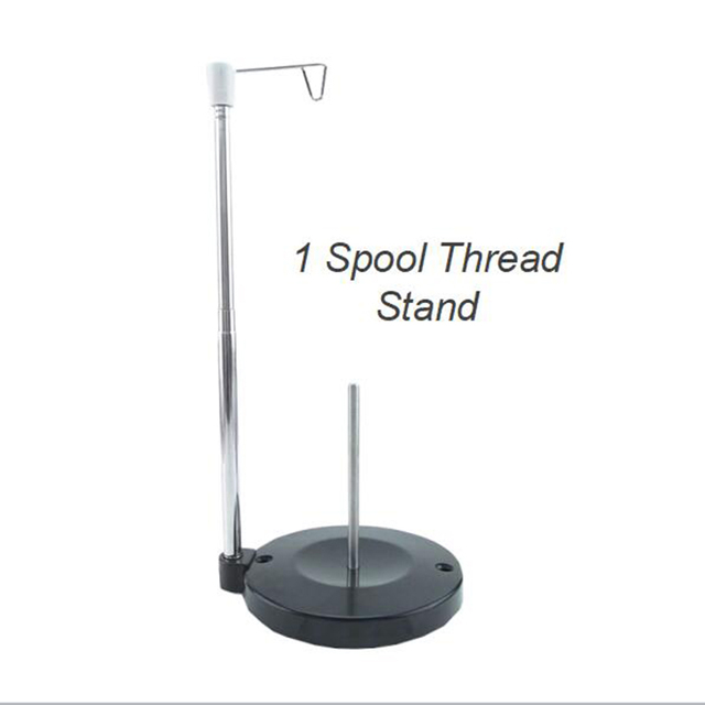 Sewtech Universal Single Cone Spool Thread Stand Holder for Sewing Embroidery Machine Quilting Sewing Thread Holder STS-1A
