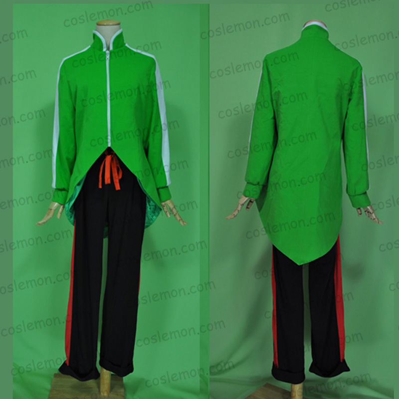 Little Battlers eXperience W Yuya Haibara Cosplay Costume Halloween Uniform Outfit Coat+Pants Custom-made