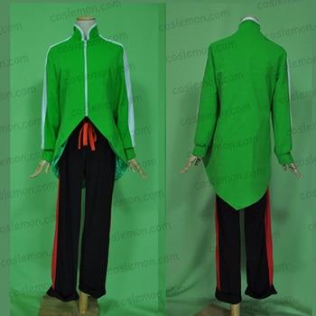 Little Battlers eXperience W Yuya Haibara Cosplay Costume Halloween Uniform Outfit Coat+Pants Custom-made