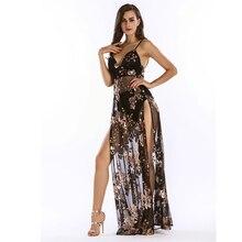 MUXU sexy summer suspender women dress vestidos mujer glitter black sequin fashionable dresses womens clothing jurken jurk