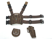M92 96 Holster Hot sell Black hawk Close Quarters Concealment green color Thigh Holster Hunting Accessories