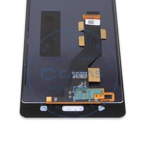 Image 4 - الأصلي لنوكيا 8 شاشة الكريستال السائل لوحة شاشة لمس ل نوكيا 8 LCD شاشة التحويل الرقمي الزجاج لوحة استبدال قطع إصلاح أجزاء