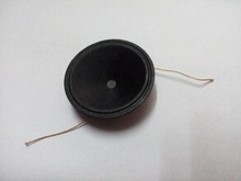 2 pieces high quality Piezoelectric Ceramic Buzzer Top piezo tweeter speaker ( size:40mm 26.5mm )