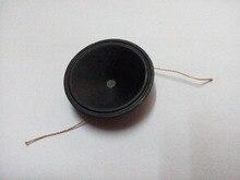 2 piezas de alta calidad de cerámica piezoeléctrica zumbador superior piezo tweeter altavoz (tamaño: 40mm 26,5mm)