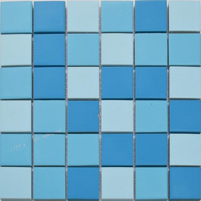 Schwimmbad Porzellan Mosaik Fliesen Mosaik Fliesen Wand Bodenbelag