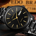 39mm Sangdo Automatic Self-Wind movement Sapphire Crystal High quality 2016 new fashion pvd Men's watch 00282