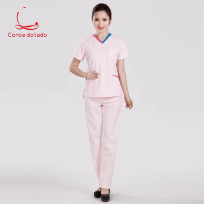 Korean version of dental surgeon operating gown dental nurse brush hand clothes high quality slimming surgical clothing in Scrub Sets from Novelty Special Use