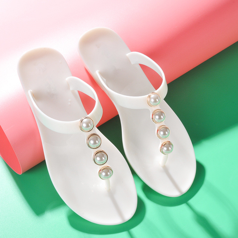 font b Women b font Shoes Flip Flops font b Women b font Sandals Beaded