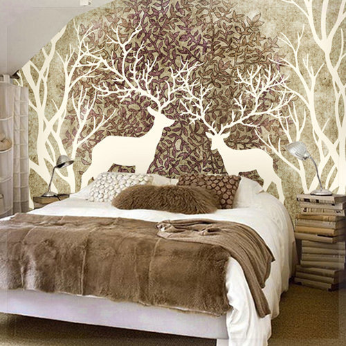 3D Mural Photo Wallpaper For Bedroom Kids Room Living Room