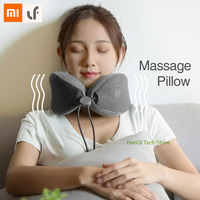 Original Xiaomi Mijia LF Neck Massage Pillow, Neck Relax Muscle Therapy Massager Sleep pillow for office ,Mi home and travel