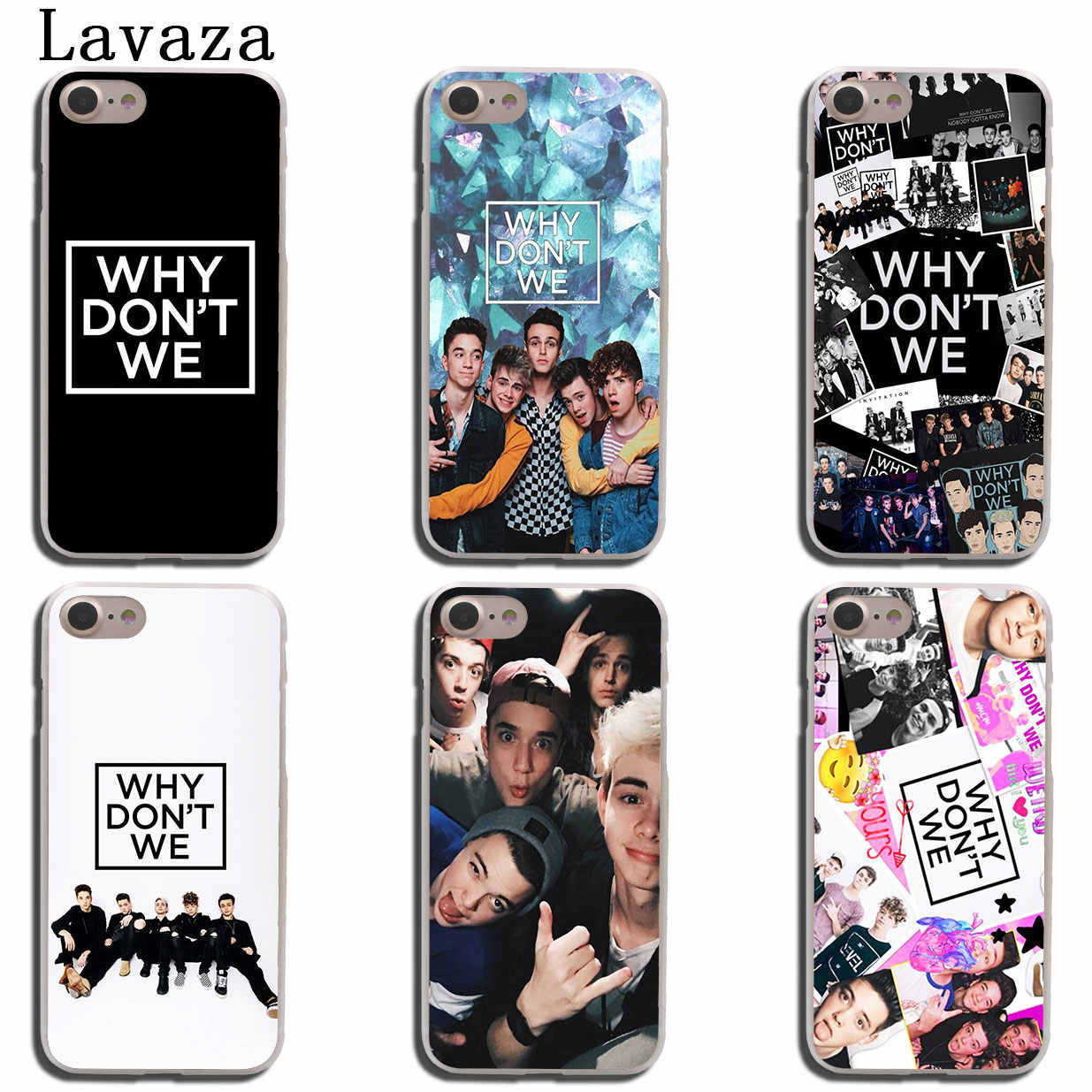 Why Don t We 10 iphone case