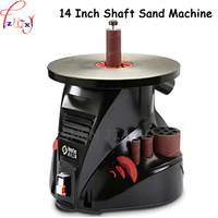 1pc 220V 300W 14 Inch Sanding Machine Woodworking Sanding Sand Mill Sand Sand Machine Sand Machine