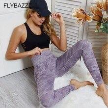 Hot Camo Energy Seamless Leggings High Waisted Yoga Pants Women Gym Sport Fitness Hips Push Up Workout