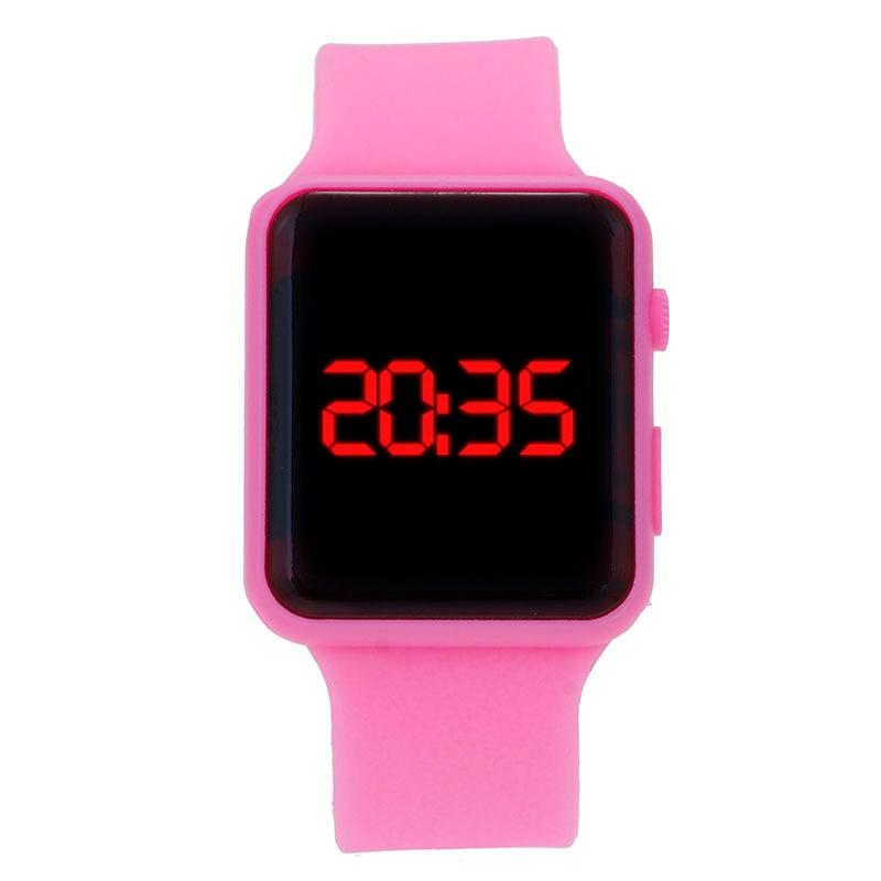 BXboxue Brand Digital Watch 2017 Տղամարդիկ կանայք - Տղամարդկանց ժամացույցներ - Լուսանկար 6