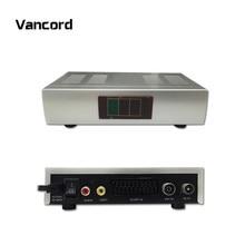 2017 Nouvelle Arrivée Système de Télévision TV Signal Standard Audio Vidéo Convertisseur de Signal AV À RF Modulateur TV 90-240 V UE Plug RF408