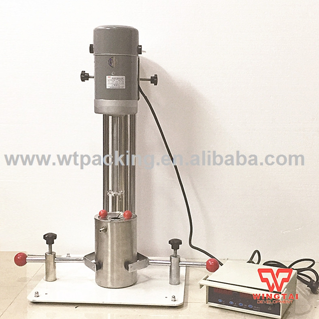 Electrical High speed Electric liquid mixer For Lab 400W/220V