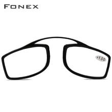 Thin Stripe Optical SOS Pince Nez Style Nose Resting Pinching Reading Glasses for Men Women +1.0 +1.5 +2.0 +2.5 +3.0 +3.5