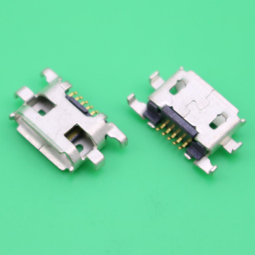 цены YUXI 80X New For Motorola Moto G2 G+1 XT1063 XT1064 XT1068 XT1069 USB Charger Charging Connector Dock Port