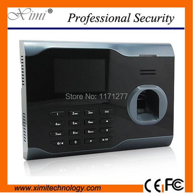 U160 Biometric fingerprint reader TCP/IP communication Optical Sensor SDK and Linux system WIFI  time attendance machine abdul basit mobility model for optical wireless communication system