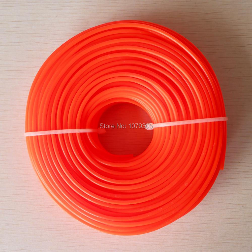 Grass Trimmer Line 3.0mm Diameter 500G round for Brush Cutter Power Nylon Line Grass Cutting