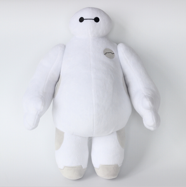 HOT! 38CM Big Hero 6 Baymax plush doll Mascot cosplay accessories