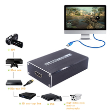 Luiizans  HDMI to USB3.0/2.0 Video Capture Dongle Drive-Free Capture one HDMI 1080P60Hz input and output