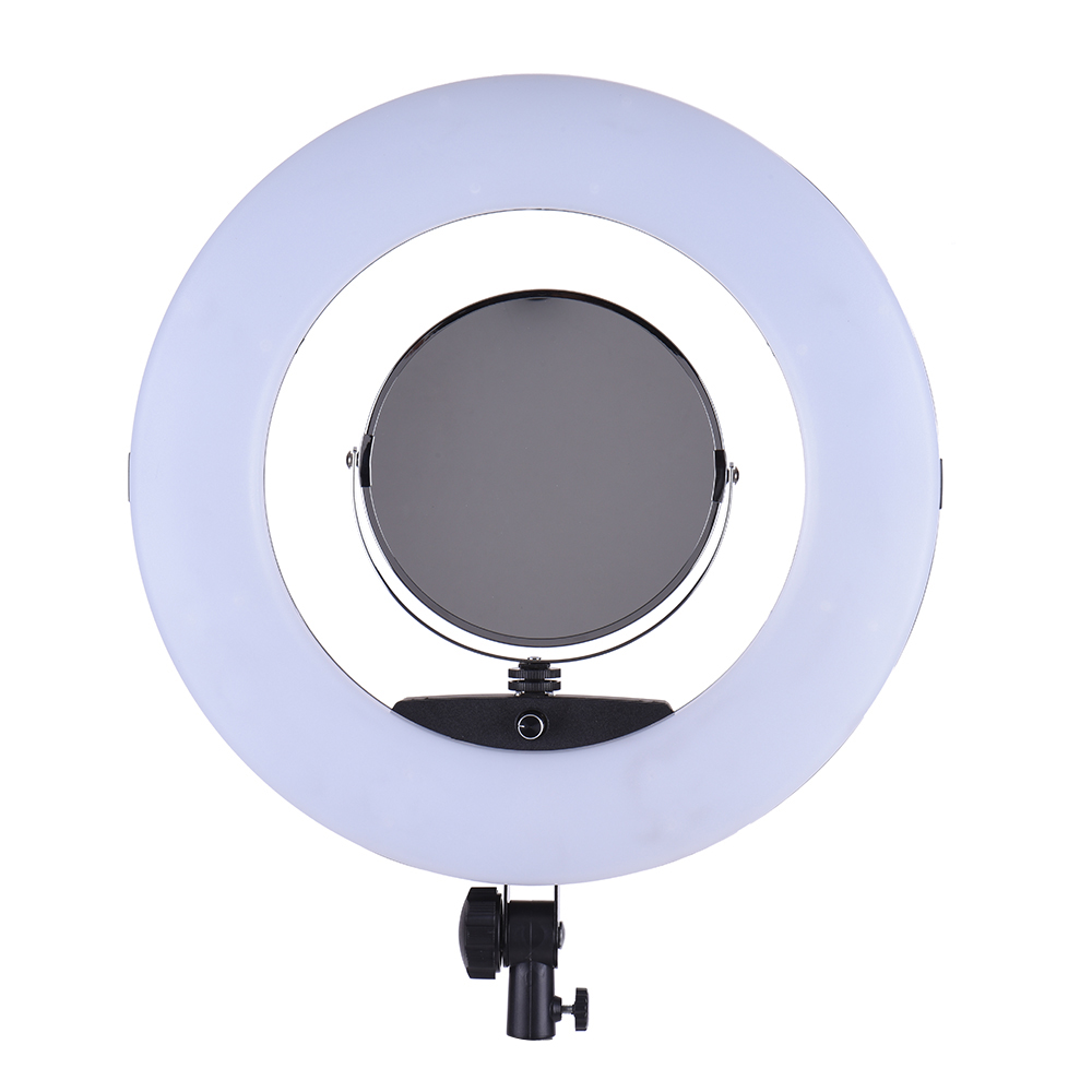 Yidoblo Black FS-480II Ring light Camera Photo/Studio/Phone/Video 18