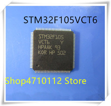 NEW 10PCS/LOT STM32F105VCT6 STM32F105 VCT6 LQFP-100 IC