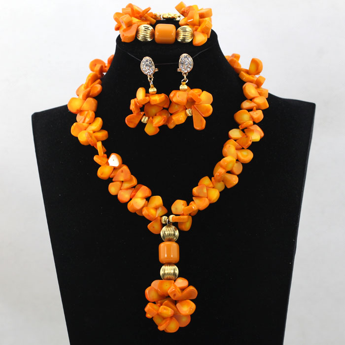 Aliexpress.com : Buy Newly Arrived Fancy Coral Beads African ...