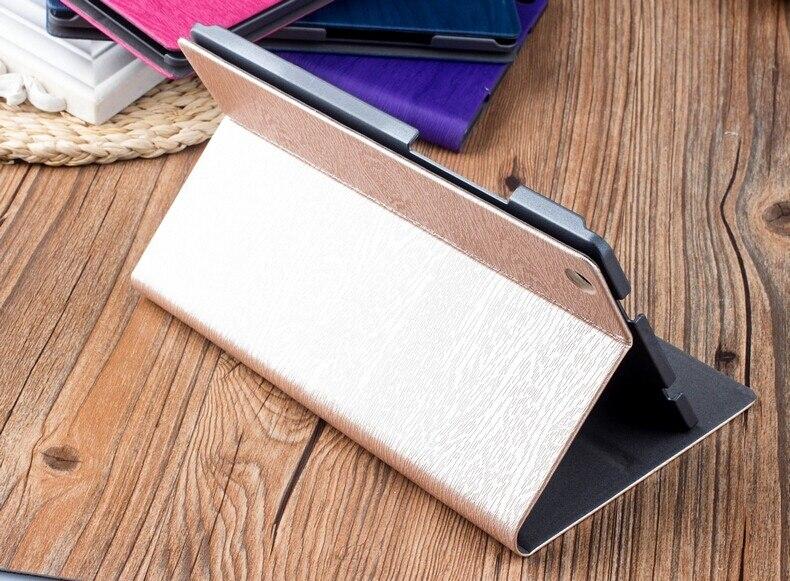 מעטפת הגנה/עור נרתיק עור מגן עבור Lenovo TAB 2 A8 A8-50 A8-50F A8-50LC 8