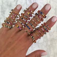 Обручальное кольцо с золотым наполнителем обручальное разноцветным