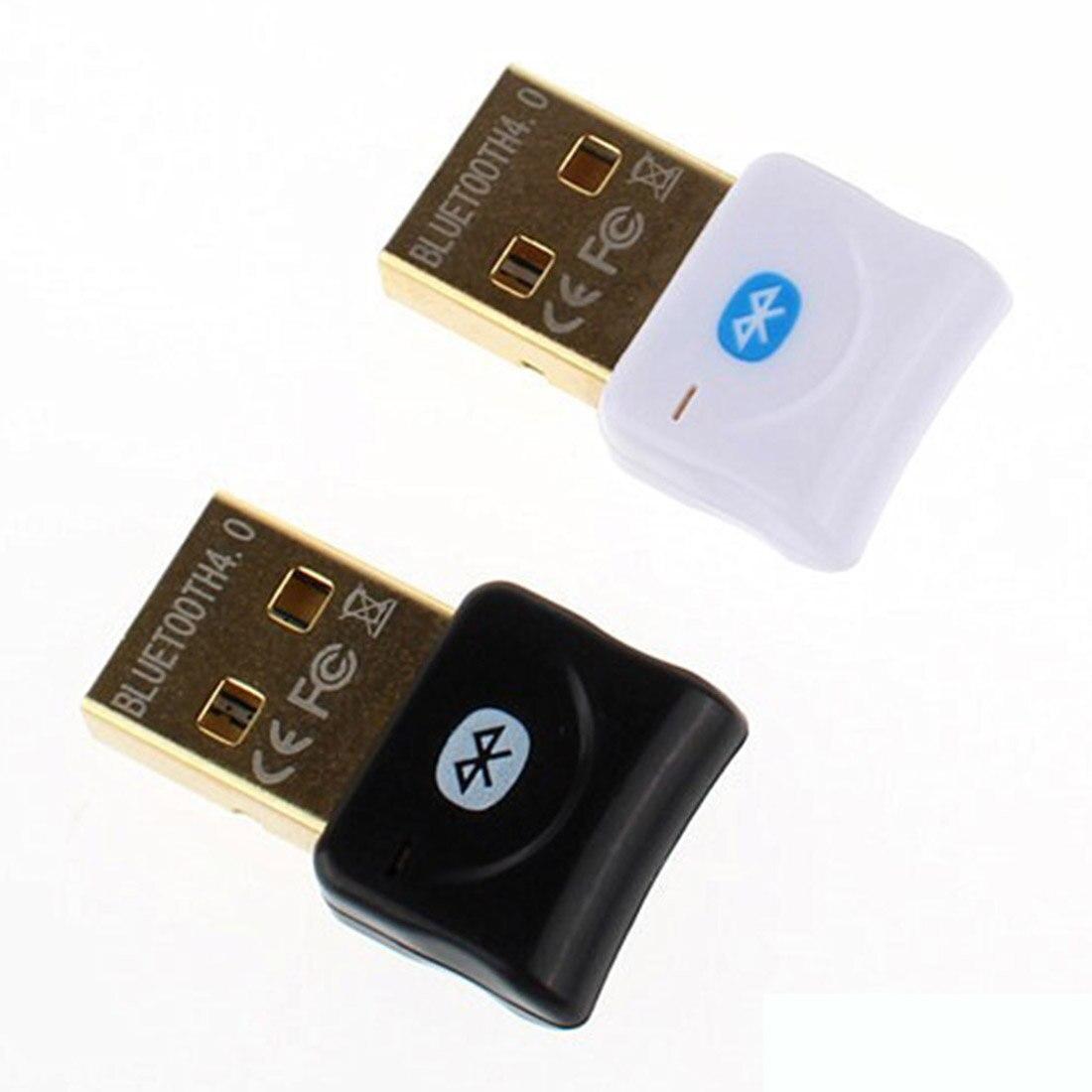 Image 2 - Беспроводной USB Bluetooth адаптер V4.0 Bluetooth ключ Музыкальный звуковой приемник Adaptador Bluetooth передатчик для компьютера ПК ноутбука-in Адаптеры, брелки USB, Bluetooth from Компьютер и офис