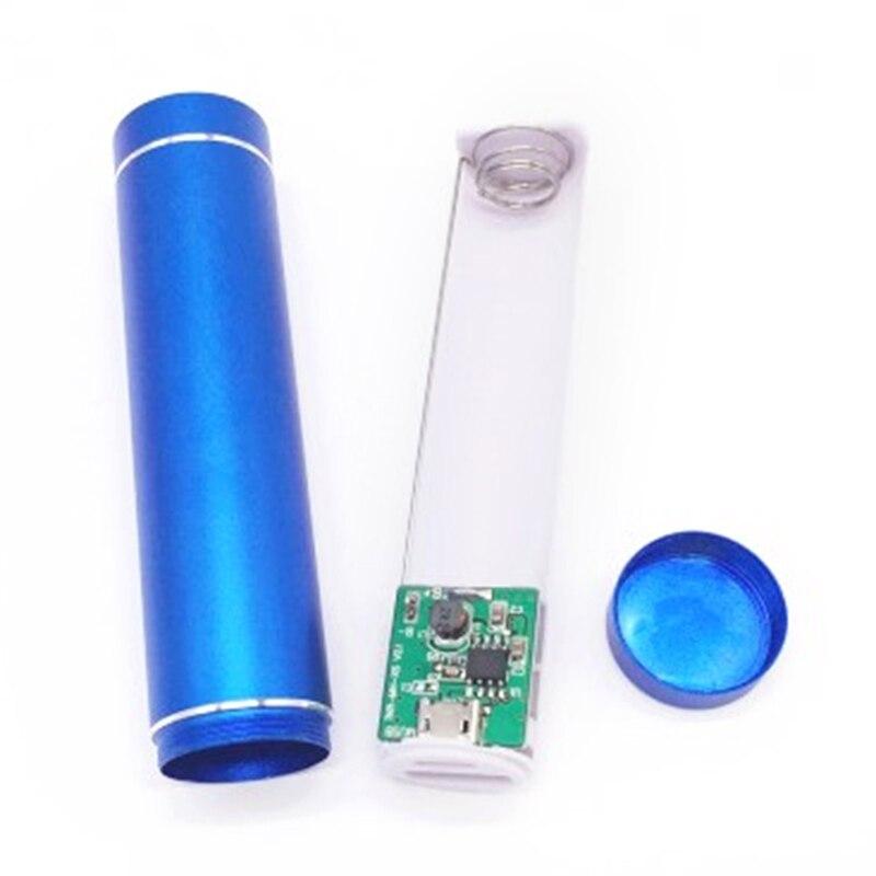 Colorful 2600mAh External USB Power Bank Box...