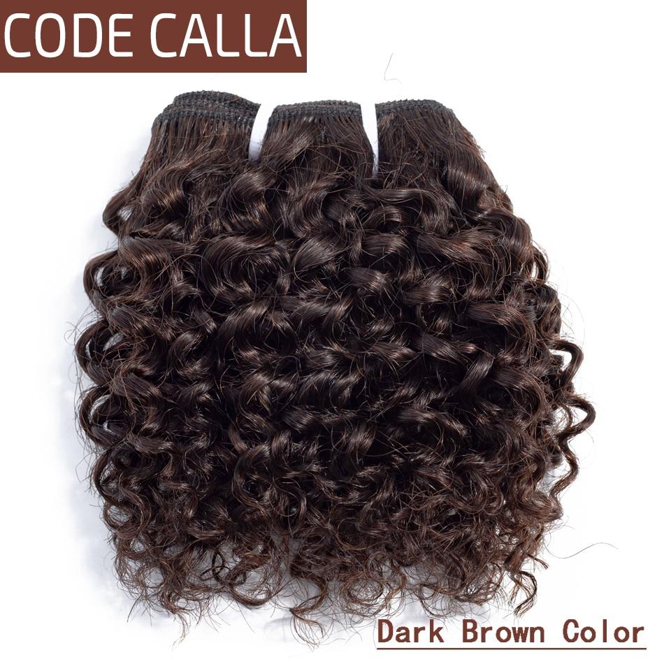 6-Dark Brown Color