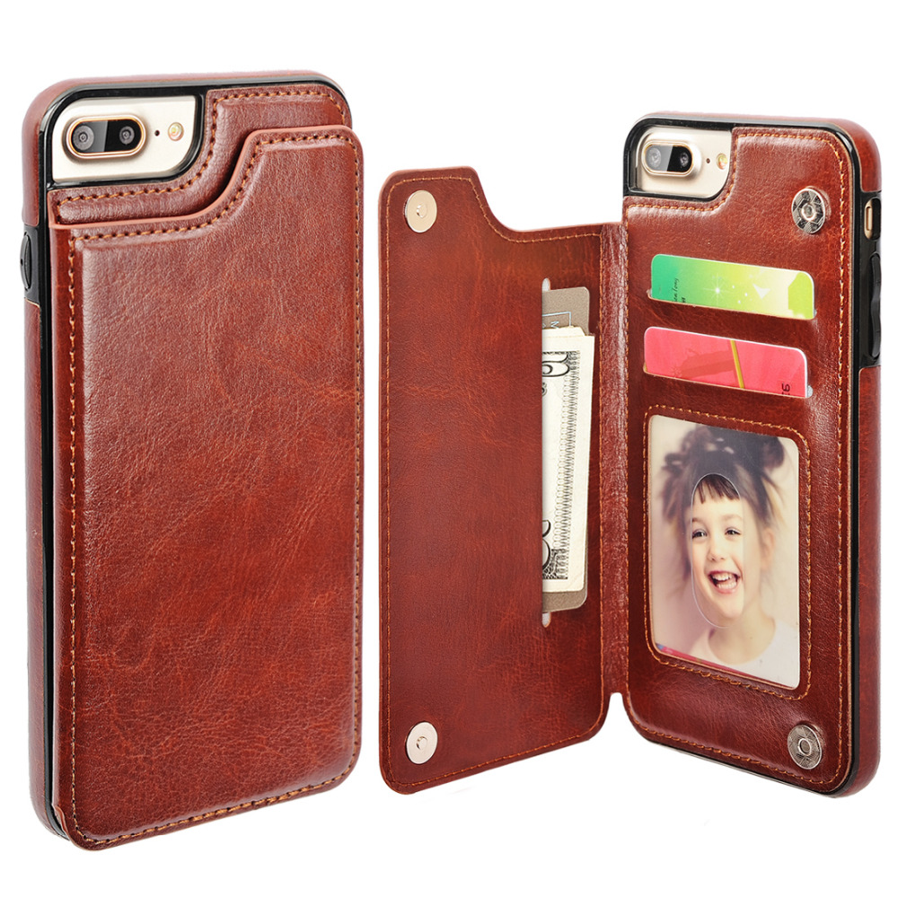 For-iPhone-6-Case-Luxury-PU-Leather-Card-Slot-Holder-TPU-Silicone-Back-Cover-Case-For (1)