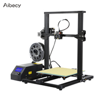 Aibecy CR 10S Self assembly 3D DIY Printer Large Print Size 300 * 300 * 400mm Aluminum Frame Filament Detector 270W Power