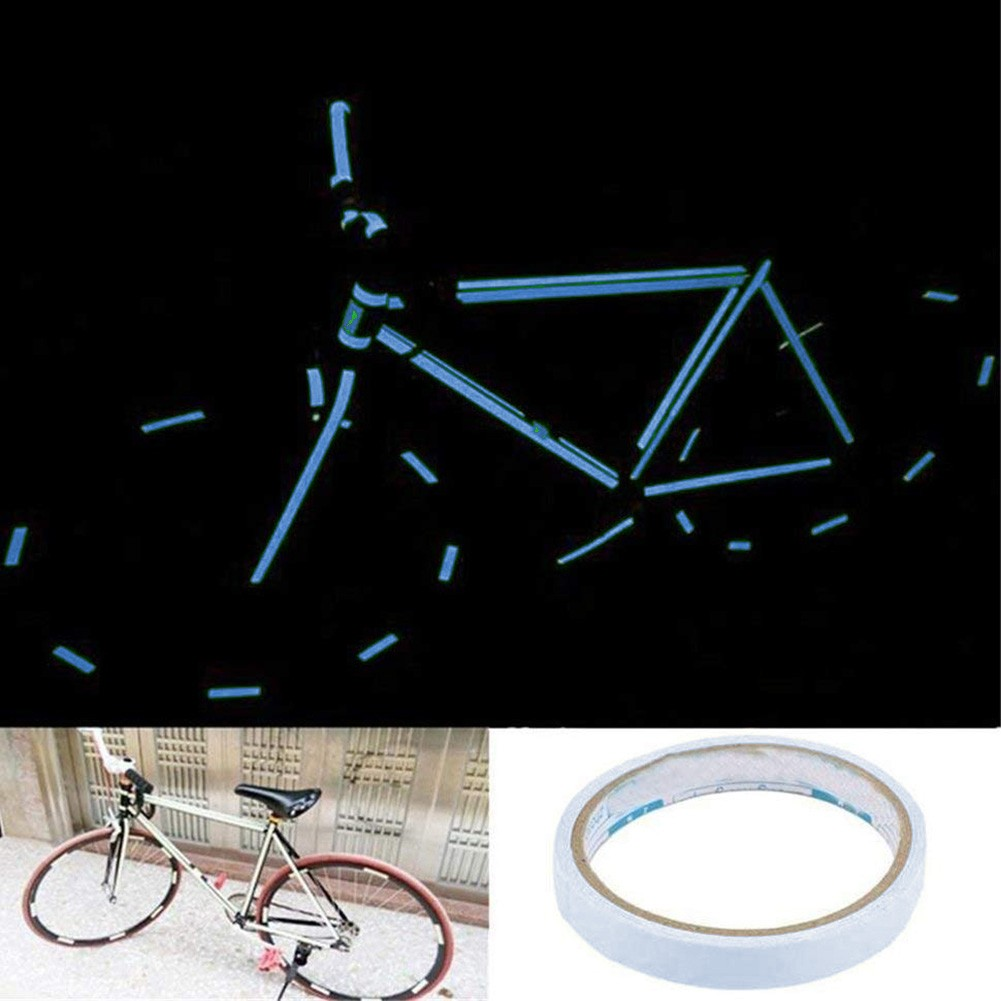 Luminous Tape Self Adhesive Glow In The Dark Safety Stage Home Decorations Warning Tape